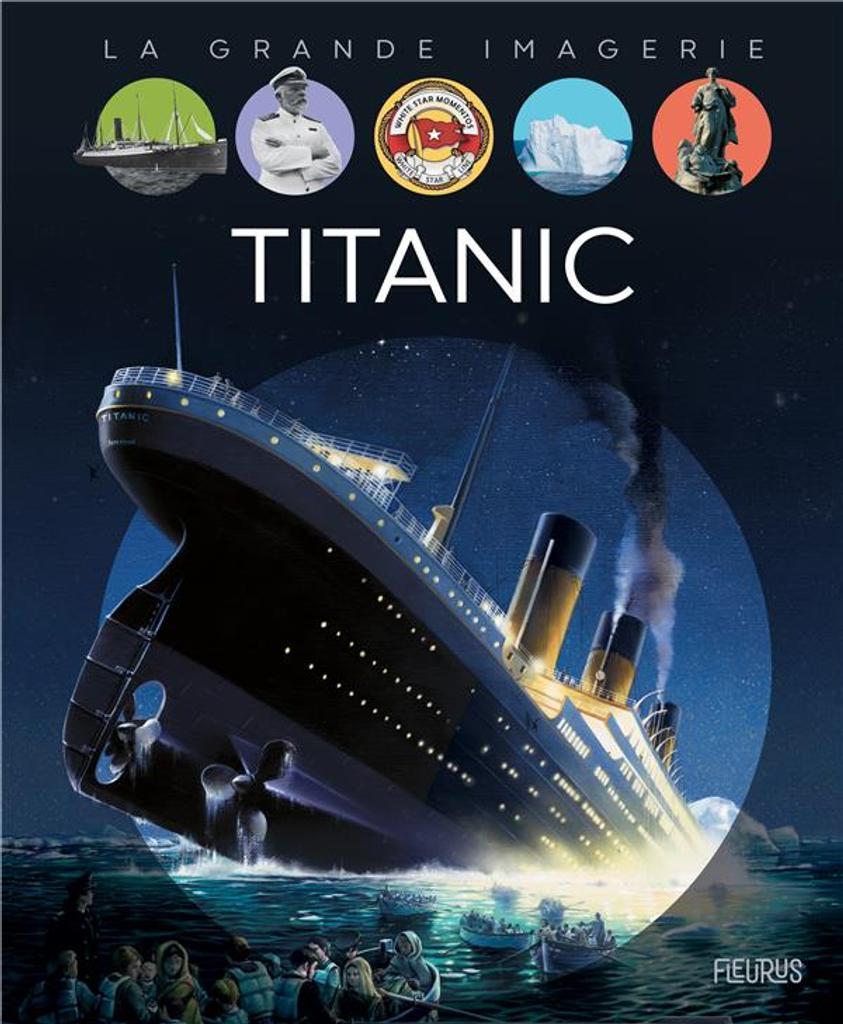 Titanic / textes, Sabine Boccador |
