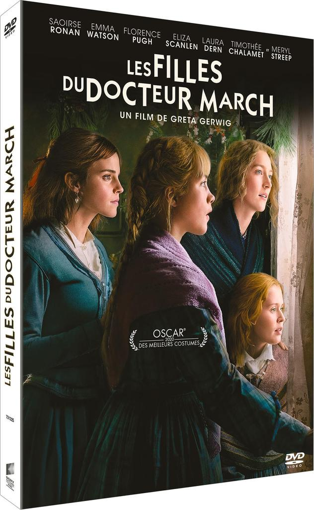Les filles du docteur March = Little Women / Greta Gerwig, réal. |
