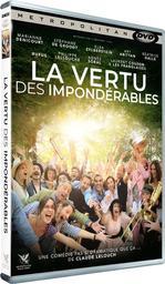 La vertu des impondérables / Claude Lelouch, réal.   Lelouch, Claude. Monteur. Scénariste