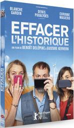 Effacer l'historique / Gustave Kervern, Benoît Delépine, réal.   Kervern, Gustave. Monteur. Scénariste