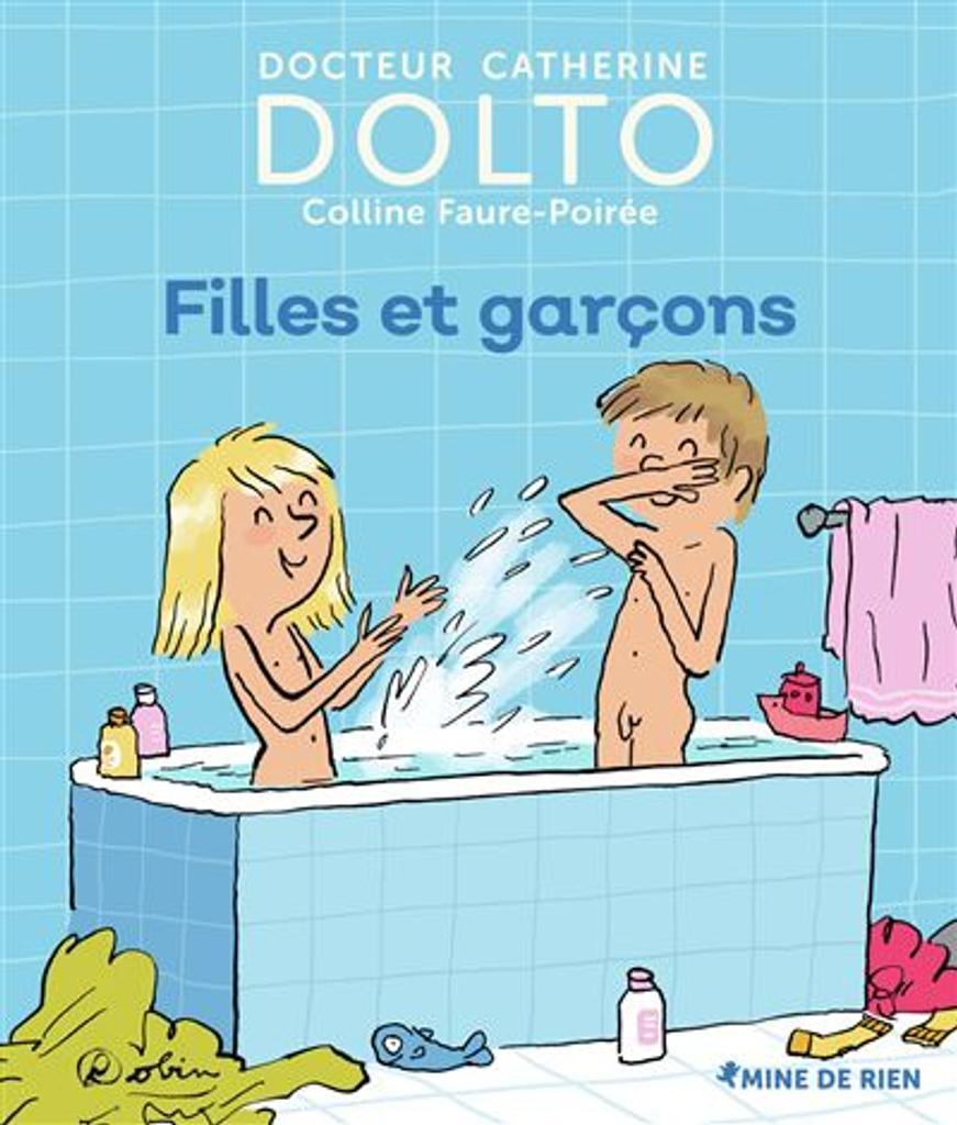 Filles et garçons / Catherine Dolto |
