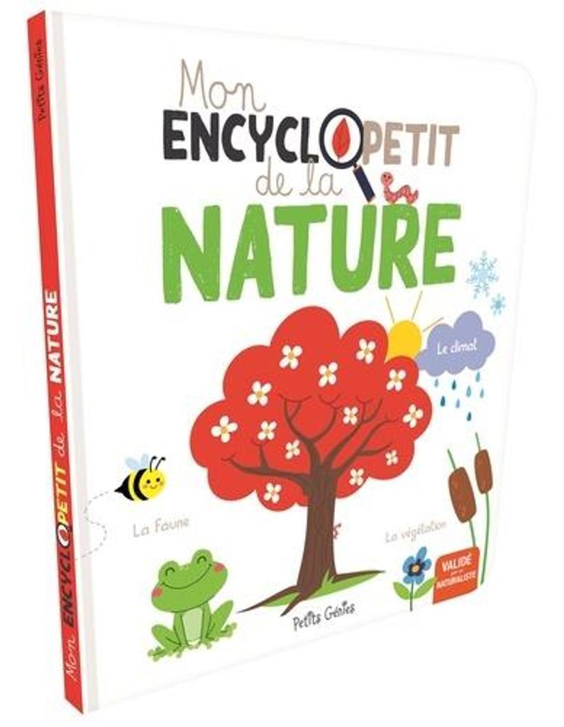 Mon encyclopetit de la nature / Claire Chabot et Valérie Ménard |