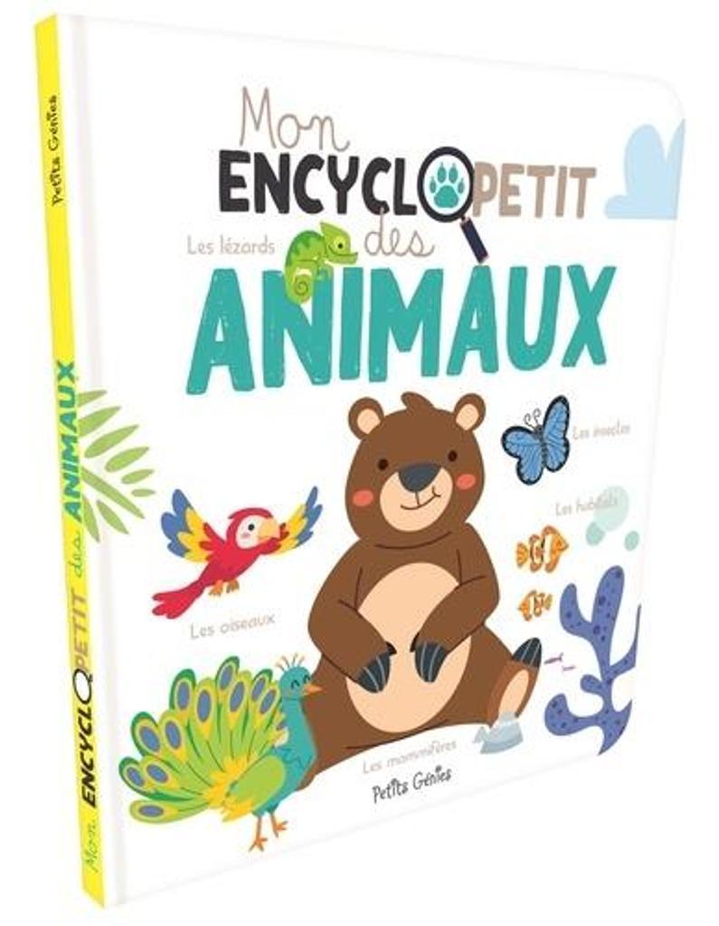 Mon encyclopetit des animaux / Claire Chabot et Danielle Robichaud |