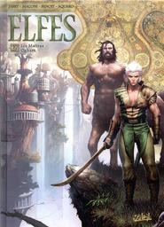 Elfes. 27, Les maîtres Ogham / scénario, Jarry | Jarry, Nicolas (1976-....). Auteur