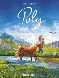 Poly / Steven Lejeune | Lejeune, Steven (1981-....). Auteur. Illustrateur