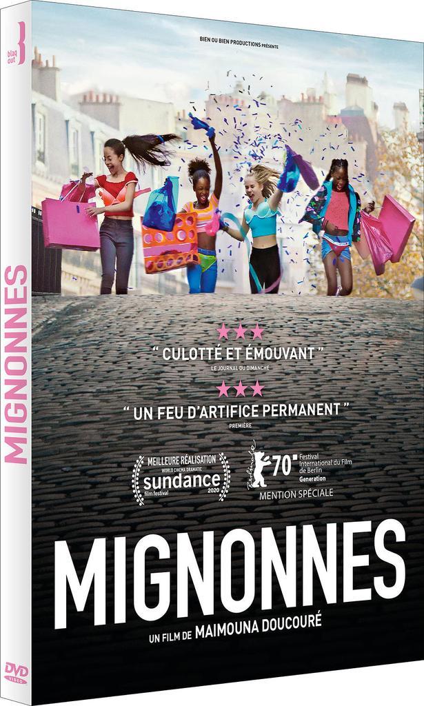 Mignonnes / Maïmouna Doucouré, Denny Shoopman, réal.   Doucouré, Maïmouna. Monteur. Scénariste