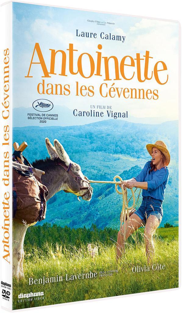 Antoinette dans les Cévennes / Caroline Vignal, réal.   Vignal, Caroline. Monteur. Scénariste