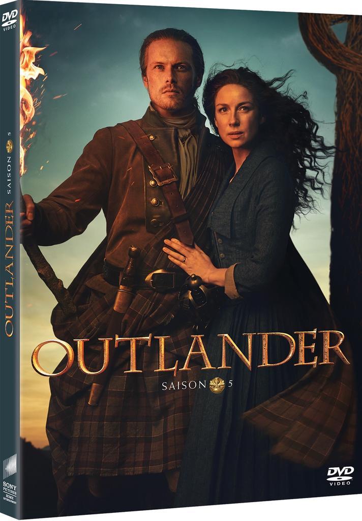 Outlander. Saison 5 / Anna Foerster, Brian Kelly, John Dahl, réal. |