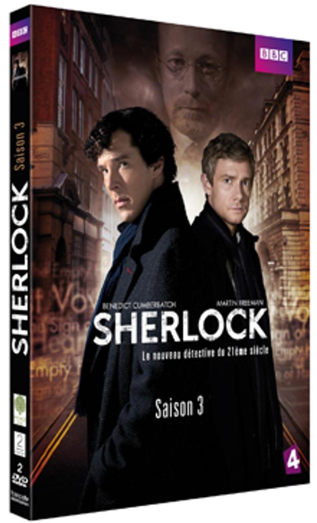 Sherlock. Saison 3 / Paul McGuigan, Euros Lyn, réal. |