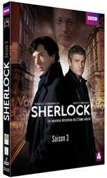 Sherlock. Saison 3 / Paul McGuigan, Euros Lyn, réal.   McGuigan, Paul. Monteur