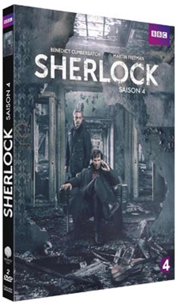 Sherlock. Saison 4 / Paul McGuigan, Euros Lyn, réal. |