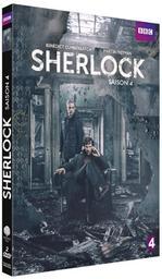 Sherlock. Saison 4 / Paul McGuigan, Euros Lyn, réal.   McGuigan, Paul. Monteur