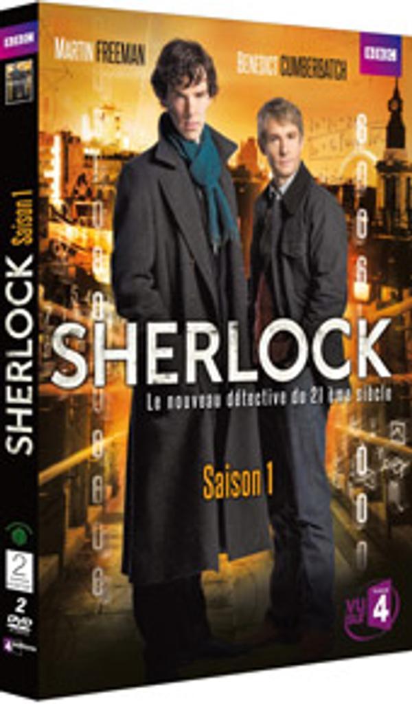 Sherlock. Saison 1 / Paul McGuigan, Euros Lyn, réal. |