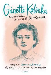 Ginette Kolinka, survivante du camp de Birkenau... / [Ginette Kolinka] | Kolinka, Ginette (1925-....). Auteur