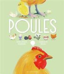 Poules / Anne-Sophie Baumann   Baumann, Anne-Sophie. Auteur