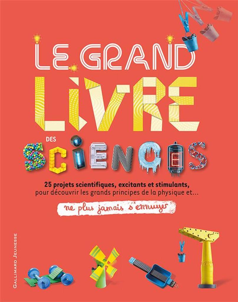 Le grand livre des sciences / collectif |