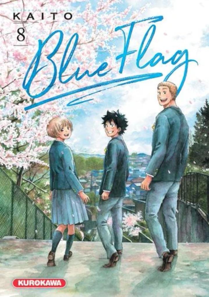 Blue Flag. 8 / Kaito |