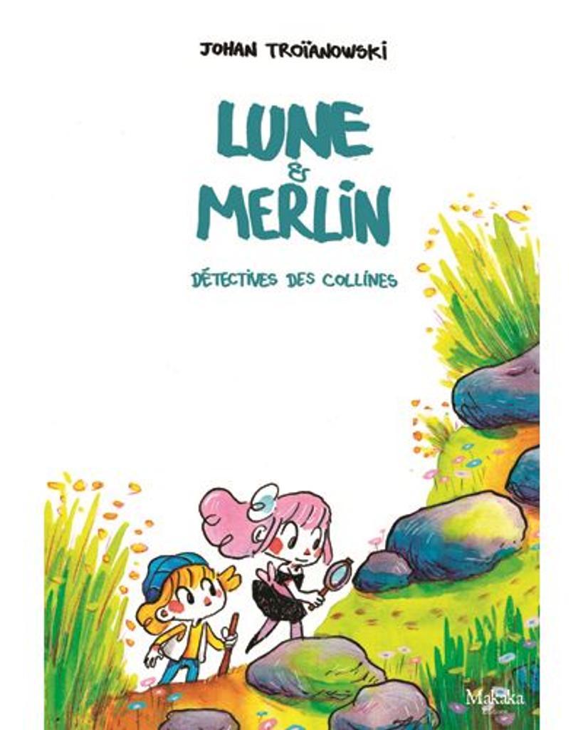 Lune & Merlin : Détectives des collines |