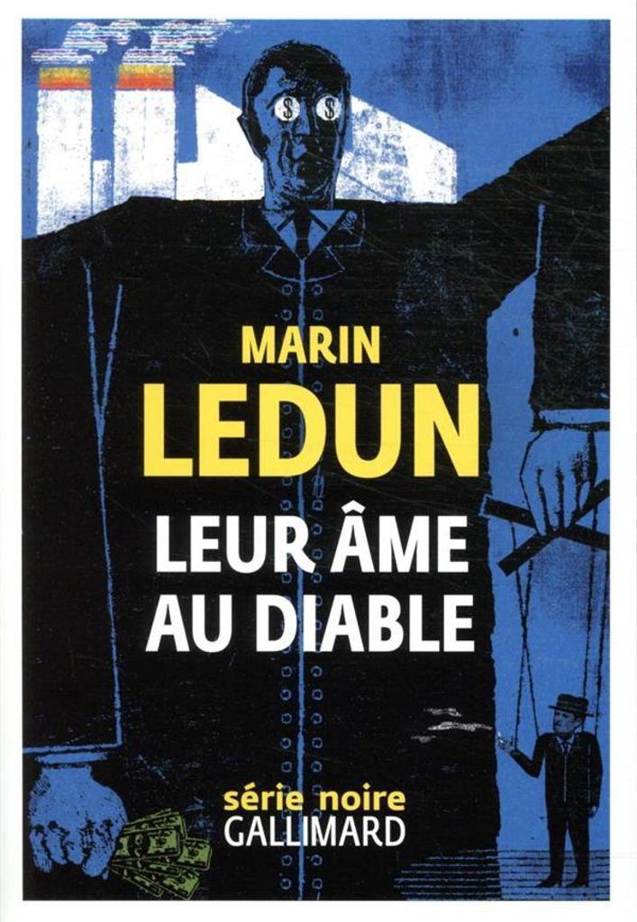 Leur âme au diable / Marin Ledun |
