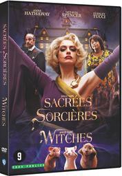 Sacrées sorcières = The Witches / Robert Zemeckis, réal. | Zemeckis, Robert. Monteur. Scénariste