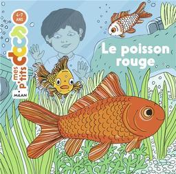 Le poisson rouge / Stéphanie Ledu | Ledu, Stéphanie. Auteur