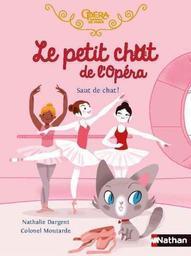 Saut de chat ! / Nathalie Dargent | Dargent, Nathalie (1964-....). Auteur