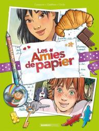 Les Amis de papier. 5, 15 ans pour la vie / Cécile | Cécile (1975-....). Illustrateur