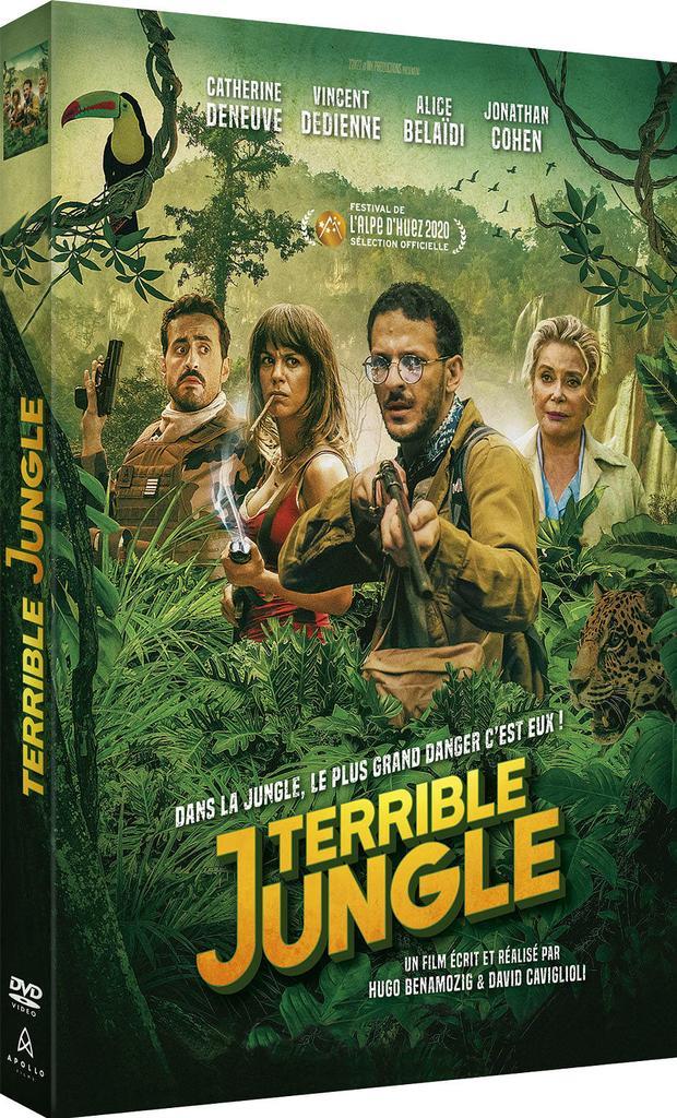 Terrible jungle / Hugo Benamozig, David Caviglioli, réal.  