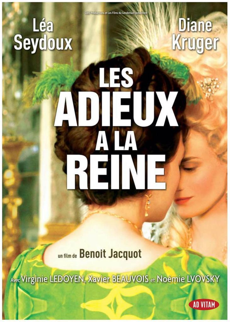 Les adieux à la reine / Benoît Jacquot, réal.  