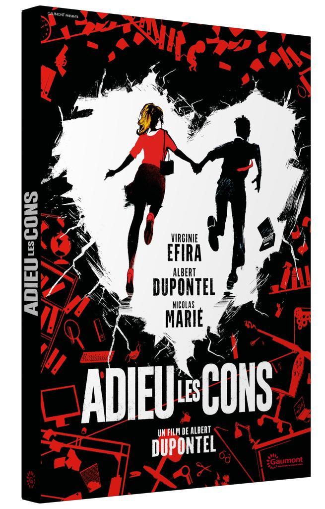Adieu les cons / Albert Dupontel, réal.  