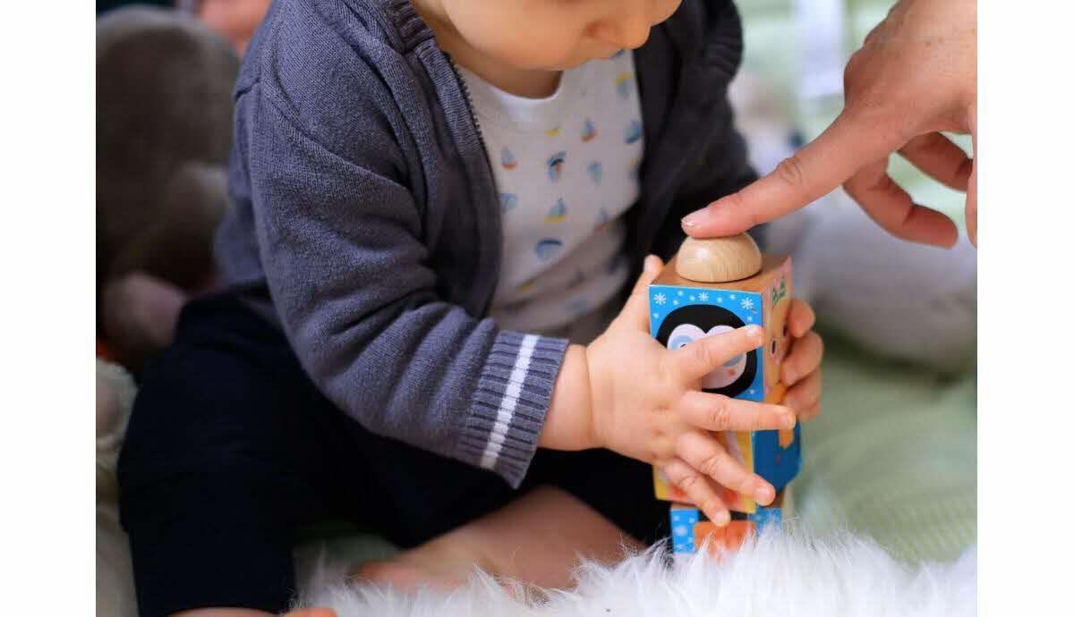 Atelier sensoriel bébés |