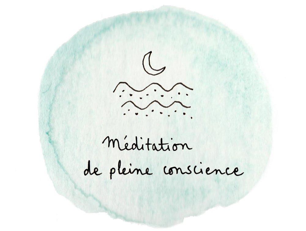 Le mois du bien être : Initiation à la méditation pleine conscience |