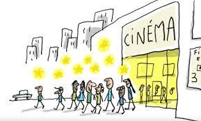 Projection cinéma |