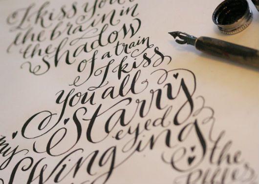 "Atelier de ""Calligraphie""  |"