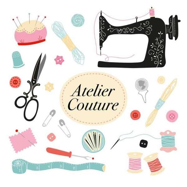 Atelier couture - Sur le fil…  |